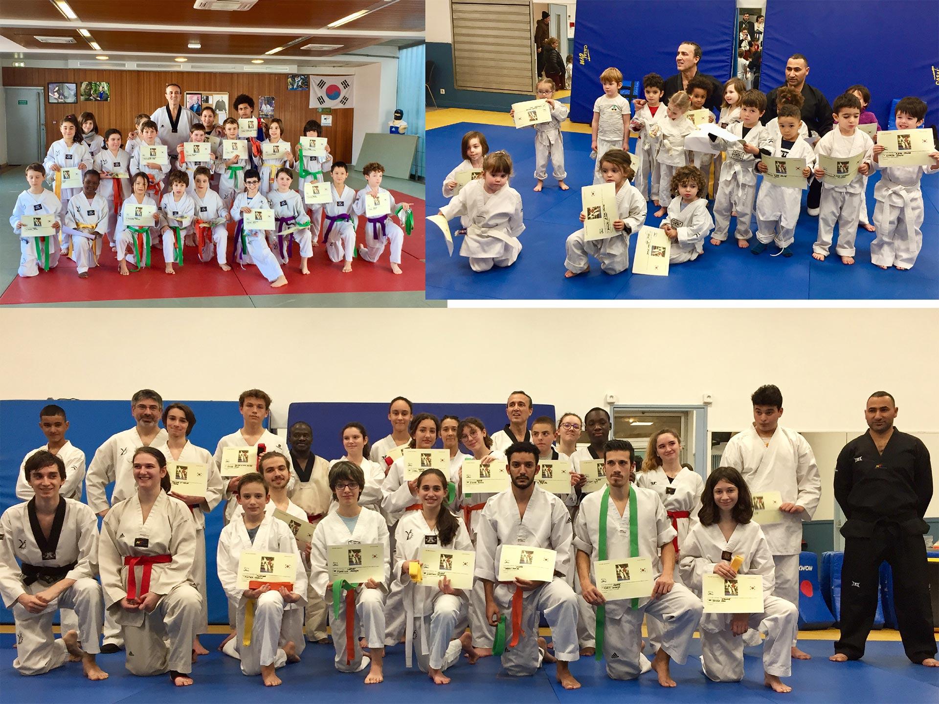 club taekwondo marseille